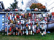 Abigail Ellison - The Buoy Installation