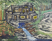 Suzanne Surber - The Cabin