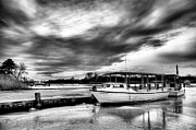 Annapolis Md Prints - The Calm Before Print by JC Findley