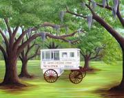 Valerie Chiasson-Carpenter - The Candy Cart