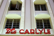 Photography Of Windows Photos - The Carlyle by John Rizzuto