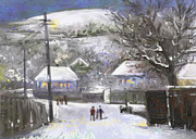Tancau Emanuel - The Carol...winter...