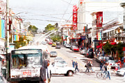 Wingsdomain Art and Photography - The Castro District in San Francisco 7D7573wcstyle
