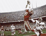 Nfc Posters - The Catch_1982 NFC Championship Game Poster by Woolman Brothers