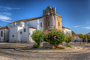 Faro Photos - The Cathedral by Nigel Hamer