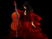 Kylie Sabra - The Cellist