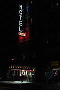 Tina Osterhoudt - The Chelsea Hotel