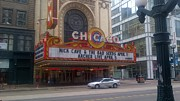 Nathaniel Walker - The Chicago Theater