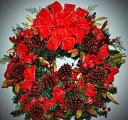 Cynthia Guinn - The Christmas Wreath