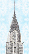 Ricardo  De Almeida - The Chrysler Building in...