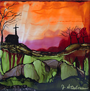 Jane Steelman - The Church on the Hill