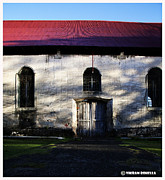 Red Roof Photo Originals - The Church by Vikram Rohella