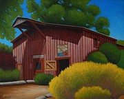 Gayle Faucette Wisbon - The Cider Barn