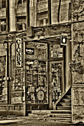 Storefront  Art - The Cigar Store in Seattle Washington by David Patterson