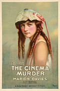 The Posters Prints - The Cinema Murder  Print by Movie Poster Prints