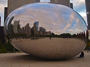 Yesim Gezginler Ozdemir - The Cloud Gate