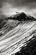 Time Passes Framed Prints - The Col de la Bonette Alpes Maritimes France Framed Print by Jon Boyes