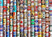 Cans Art - The Collection by Benjamin Yeager