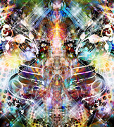Dmt Prints - The Collective Print by Danny Walton
