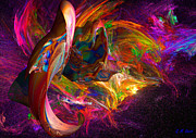 Business Digital Art - The Color of Joy by Michael Durst