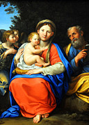 Holy Family Photos - The Comfort by Munir Alawi
