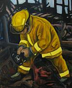 Firefighter Originals - The Compulsion towards Heroism by John Malone