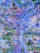 Reveal Paintings - The Concealed Reveal by Regina Valluzzi