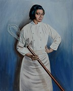 Paintings Available As Prints - The Confectioner by Phillip Compton
