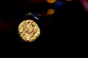Cork Originals - The cork in a wine bottle by Tommy Hammarsten