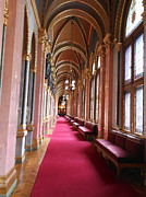 Belle Epoque Photo Originals - The Corridor by Adelina Timbol