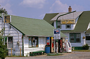 Convenience Prints - The Country Store Print by Skip Willits