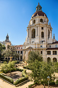 Jamie Pham - The Courtyard - beautiful Pasadena City Hall.