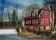 Daniel Carvalho - The Cranford Mill