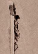 The Cross 2 Print by Derrick Higgins