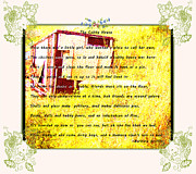 Kids Books Metal Prints - The Cubby House Metal Print by Barbara Griffin
