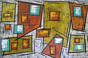 Molly Roberts - The Cubist