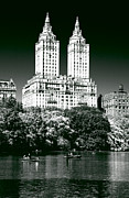 Central Park Photos - The Dakota by John Rizzuto