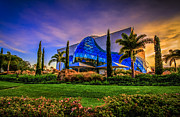 St Pete Prints - The Dali Museum Print by Marvin Spates