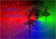 Joyce Dickens - The Dance - Merry Christmas