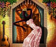 The Dancer V1 Print by Bedros Awak