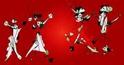 Debora Andrade - The Dancers