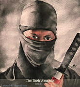 Nitesh Kumar - The Dark Assassin