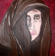 Sith Paintings - The Dark SIde is Calling by Eva  Dunham