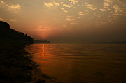 Ganga Photos - The Day Begins... by Rohit Chawla
