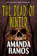 Book Jacket Design Art - The Dead of Winter by Mike Nellums
