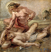 Famous Artists - The Death of Hyacinth by Peter Paul Rubens