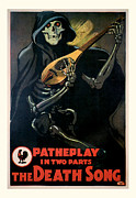 Movie Mixed Media - The Death Song 1913 Vintage Movie Poster by Presented By American Classic Art