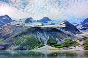 Glacier Bay Prints - The Definition is Awesome Print by Kristin Elmquist
