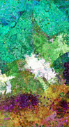 Total Abstract Mixed Media - The Details Abstract 2 by Angelina Vick