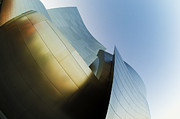 Disney Art - The Disney Concert Hall by Micah May